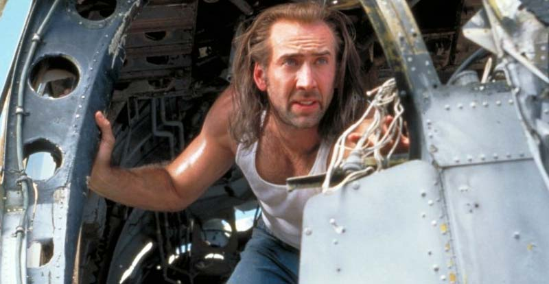 Take off with a Con Air Honest Trailer