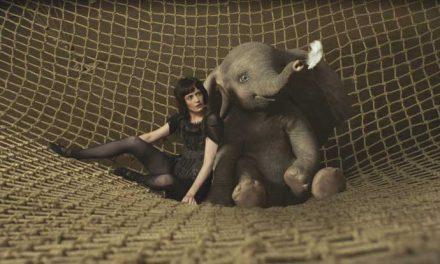 Dumbo on DVD, Blu-ray & 4K July 10