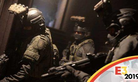 Call of Duty: Modern Warfare at E3 Coliseum