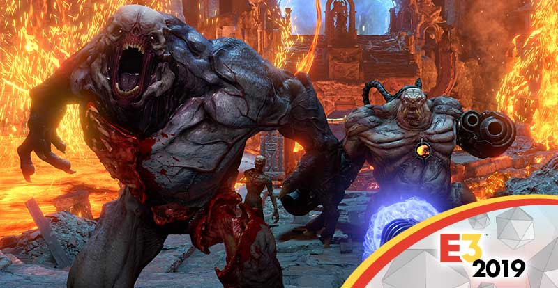 Make a date with DOOM Eternal!