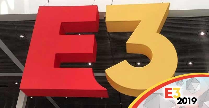 E3 2019: The eagle has landed!