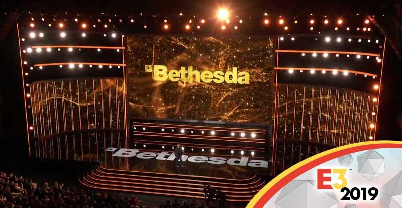 Bethesda E3 2019 showcase roundup