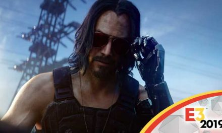 Whoa! Keanu Reeves is in Cyberpunk 2077!