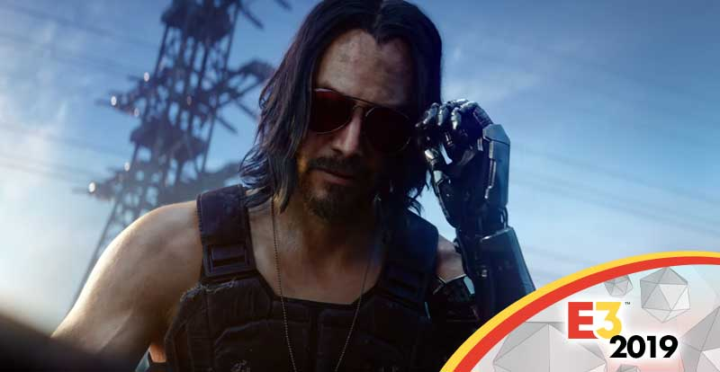 Whoa! Keanu Reeves is in Cyberpunk 2077!