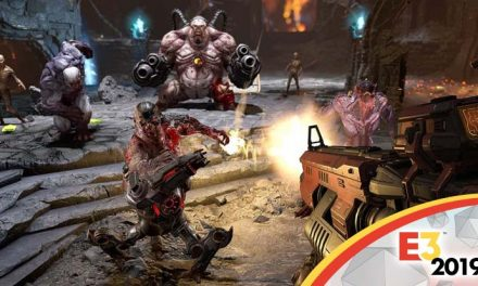 You're DOOMed! DOOM Eternal hands-on