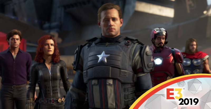 Marvel Avengers game assembling in 2020