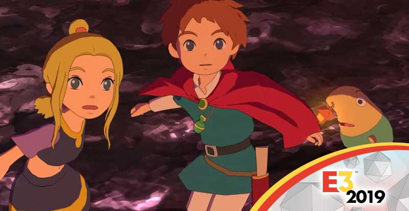 Ni no Kuni: Wrath of the White Witch to bewitch again!