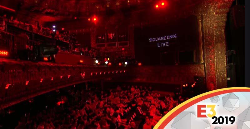 Square Enix Live E3 2019 roundup