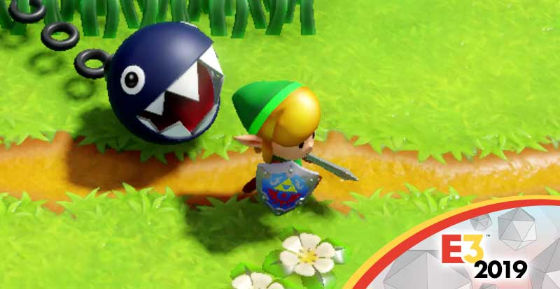 Up and at 'em, it's time for The Legend of Zelda: Link's Awakening