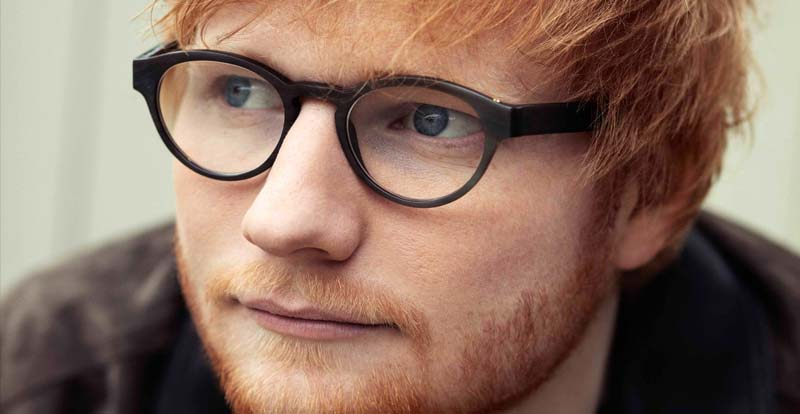 Ed Sheeran enlists famous mates for new album
