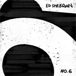 Ed Sheeran No 6 Collaborations Project album cover