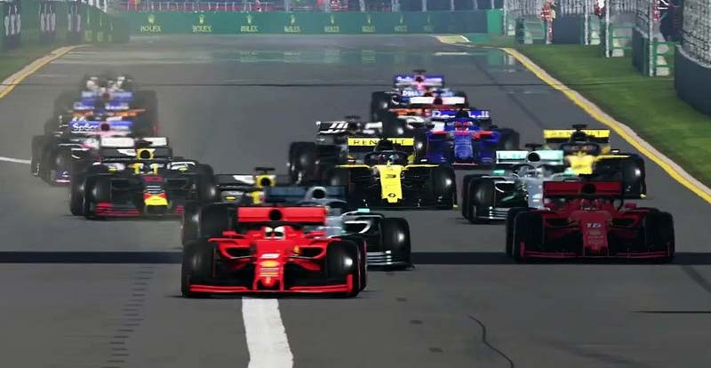F1 2019 – interview