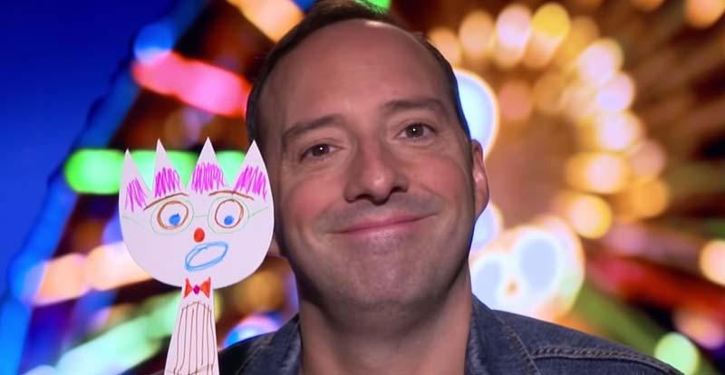 Spork talk with Toy Story 4's Tony Hale