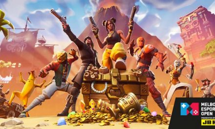 Get your Fortnite on again at the Melbourne Esports Open