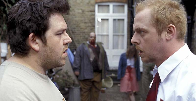 Simon Pegg and Nick Frost heading back into horror