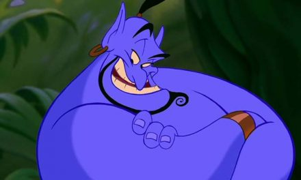 Robin Williams as Aladdin's Genie – the outtakes!