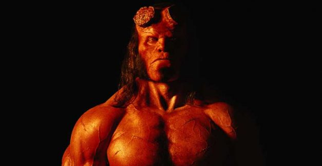 Cast interview – Hellboy