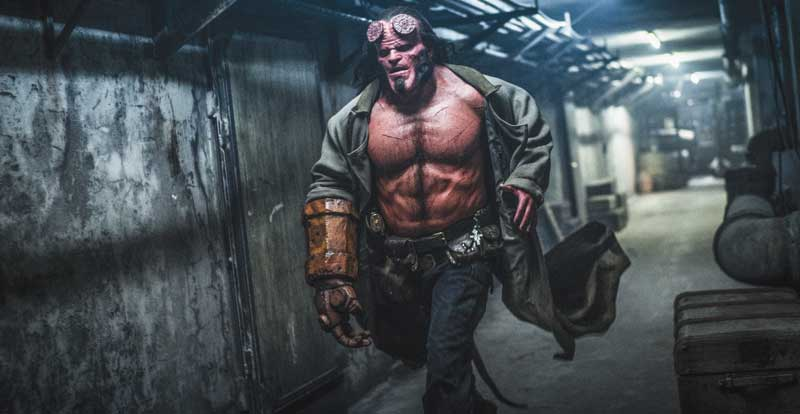 Hellboy on DVD, Blu-ray & 4K July 24