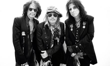 Hollywood Vampires, 'Rise' review