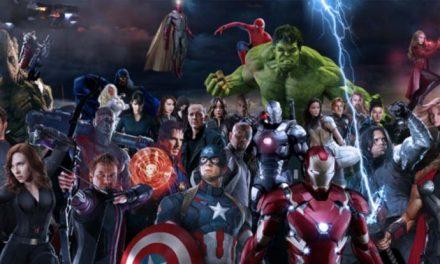Marvel Cinematic Universe taking over 4K