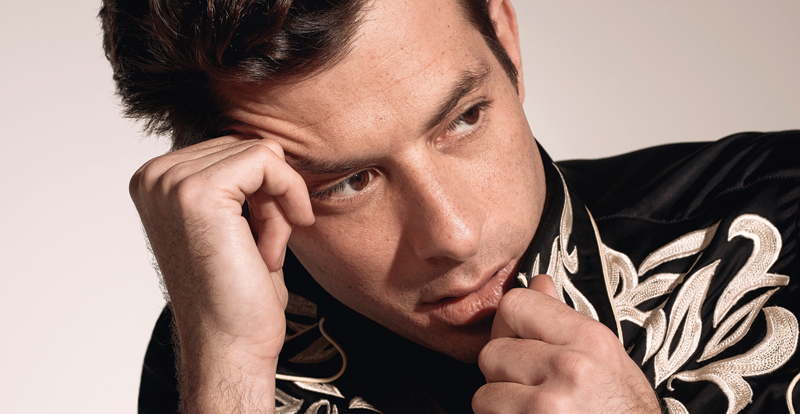All the (late night) feelings with Mark Ronson