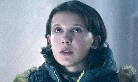 Millie Bobby Brown getting elementary as Enola Holmes