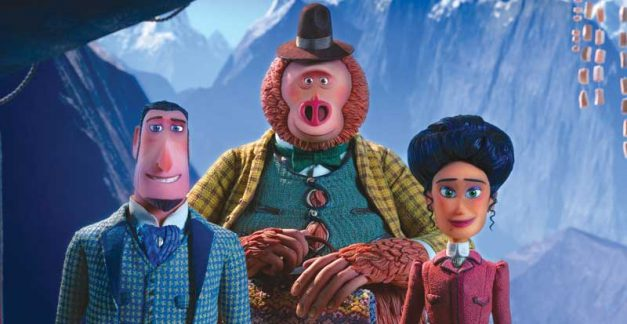 Missing Link on DVD and Blu-ray July 24