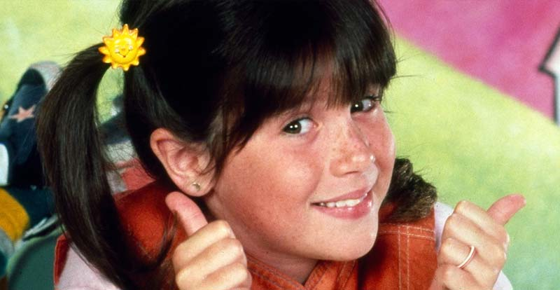 Thumbs up for a Punky Brewster resurrection!