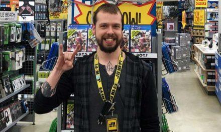 STACK's games Roving Reporter visits Ashton at JB Modbury, SA