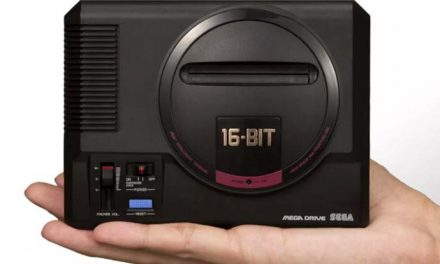 SEGA Mega Drive Mini games all set