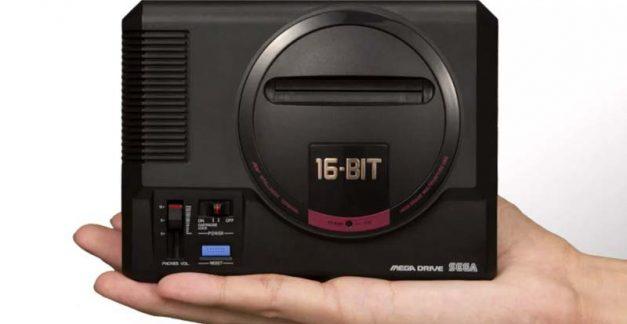 Playing with the SEGA Mega Drive Mini
