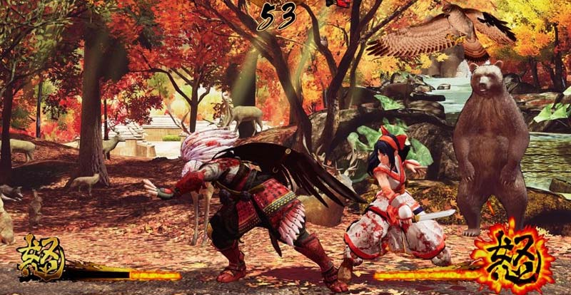 Samurai Shodown is up for the throwdown