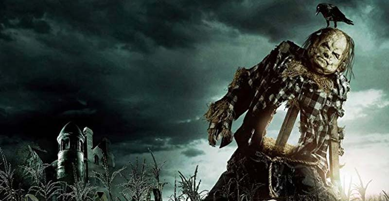 Boo! Another look at Scary Stories to Tell in the Dark