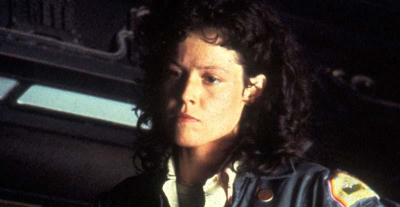 Sigourney Weaver talks about Alien