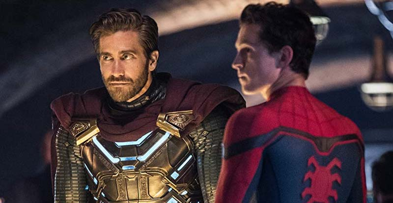 Spider-Man: Far From Home – meet Mysterio!