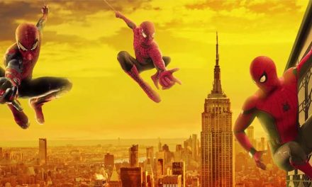 Spider-Man – the triple threat!