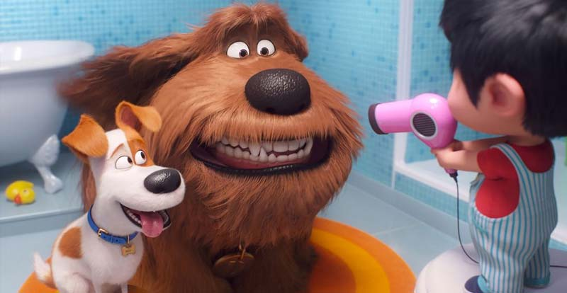 The Secret Life of Pets 2 – review