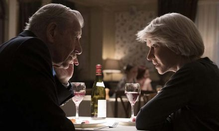 Mirren and McKellen together in The Good Liar