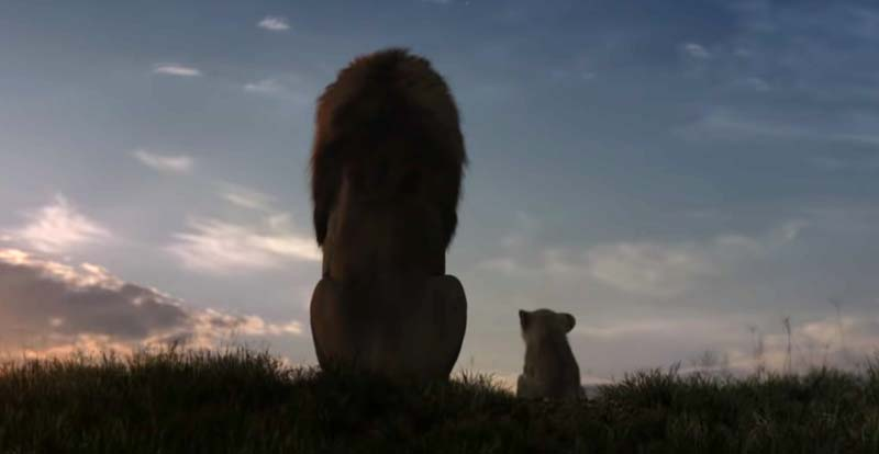 The Lion King – can you feel the love tonight?