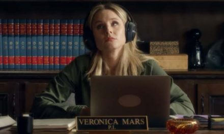 Boom! It's new Veronica Mars!