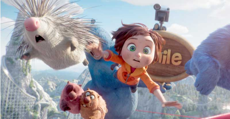 Wonder Park on DVD and Blu-ray July 3