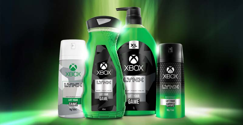Now you can smell like an Xbox!