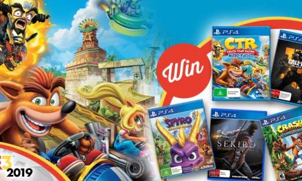 Win a huge Activision PS4 games bundle!