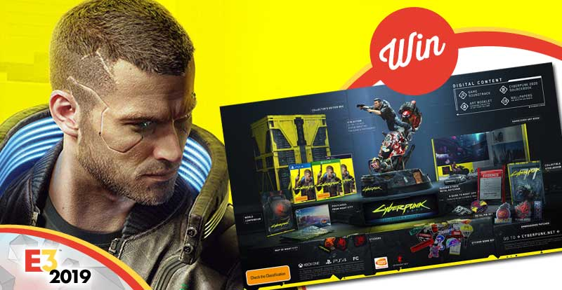 Win Cyberpunk 2077 Collector's Edition