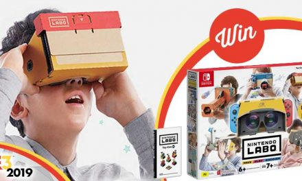 Win a Nintendo Labo VR Kit