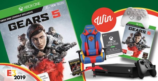Win the ultimate Xbox gaming pack