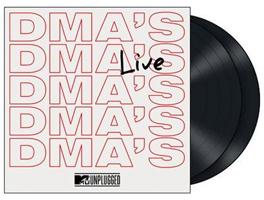 DMA's MTV Unplugged live album cover