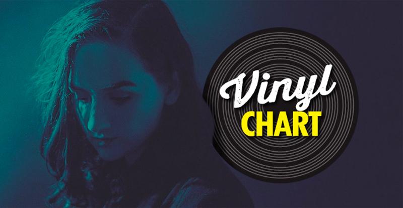 JB's vinyl chart (June 7 – June 13, 2019)