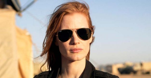 Jessica Chastain gives the lowdown on 355
