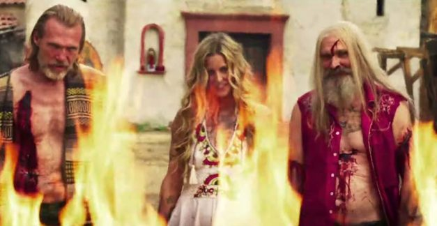 A hot new look at Rob Zombie's 3 from Hell